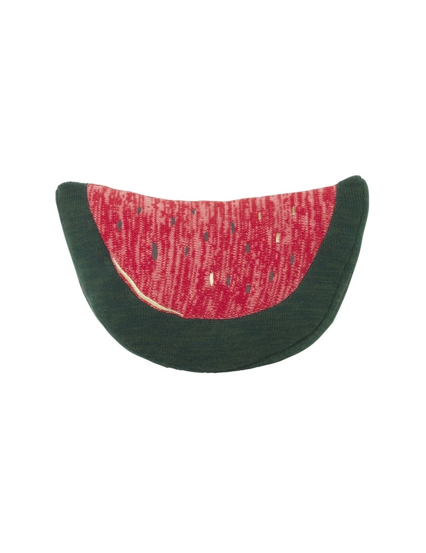 ferm living cushion watermelon - fruiticana