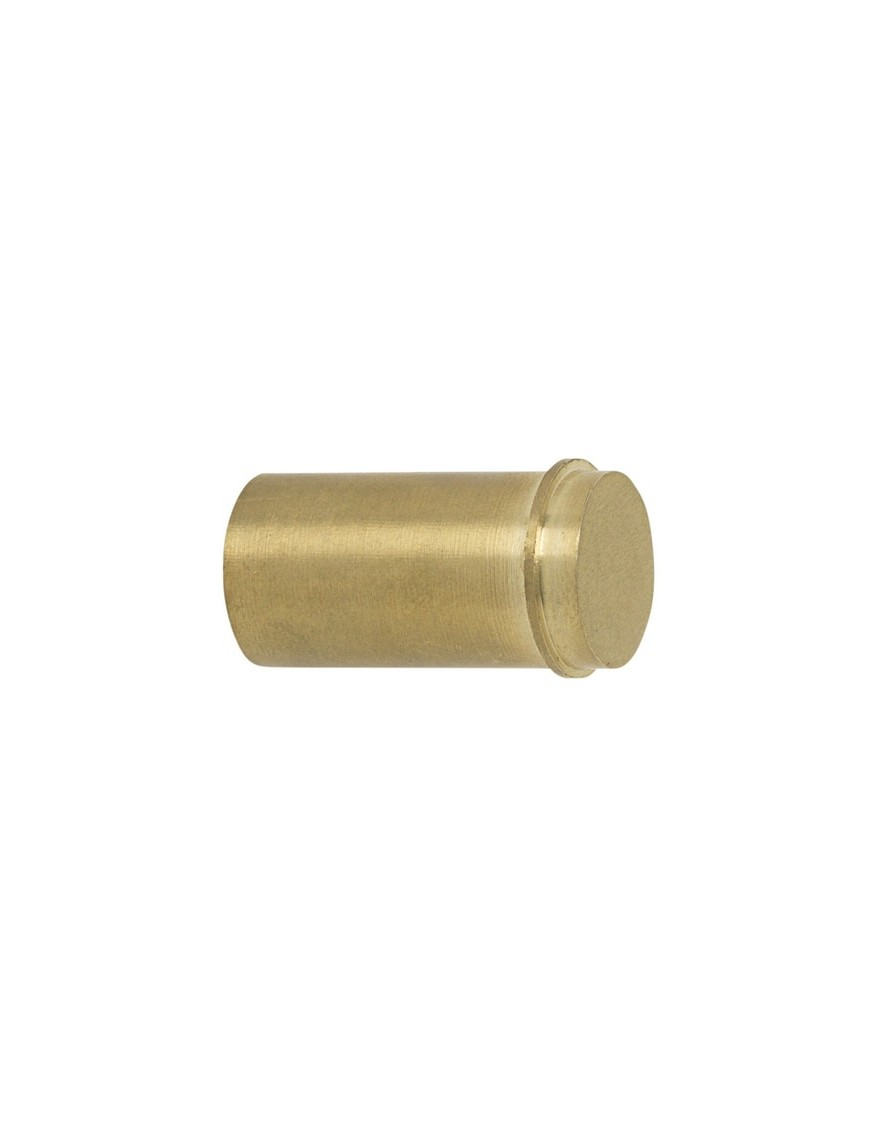 FERM living - patère laiton (small) Ø: 2 cm