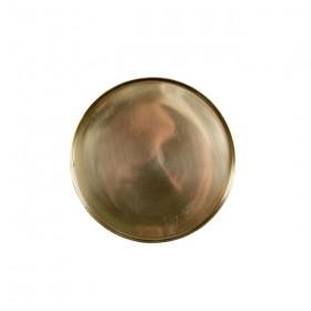 mini coupelle en laiton (Ø8,5cm) - FOG LINEN WORK