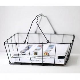FOG LINEN - Grocery basket - medium