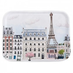 "Serving tray ""Paris"" by Melanie Voituriez - Atomic Soda"