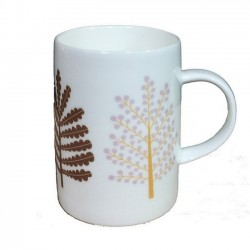 tasse mug : arbres - Mini labo / Atomic Soda