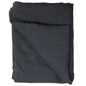 linen napkin : black (150X240) - On Interior