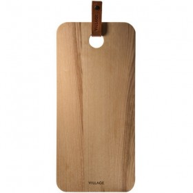wooden cutting board : ash wood (34x16cm) - On Interior