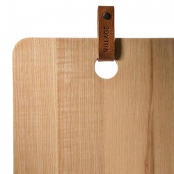 wooden cutting board : ash wood (34x24cm) - On Interior