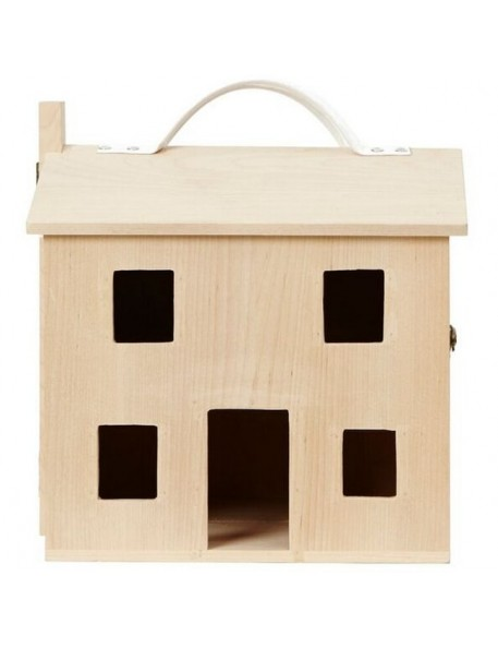 """Olli Ella - maison de poupée portative """"holdie house"""""""