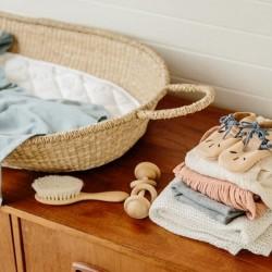Olli Ella changing basket cotton insert