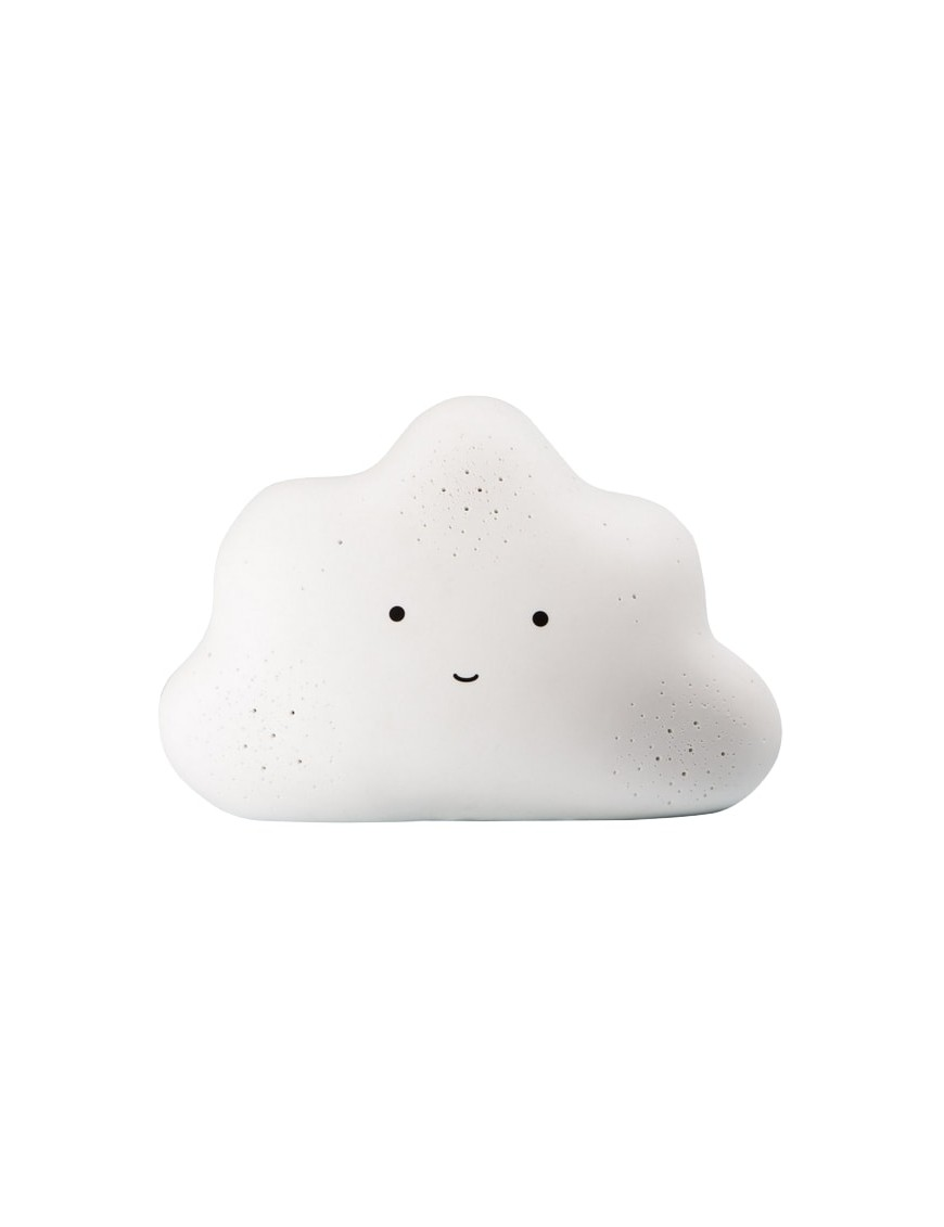 On Interior - table lamp cloud : white