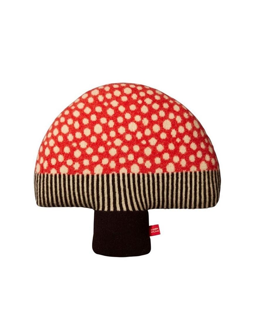 coussin-champignon-rouge-Donna-Wilson-coussin-chambre-enfant