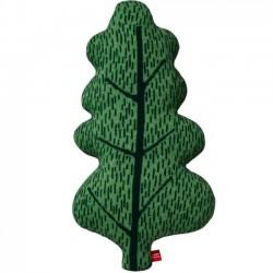 Donna Wilson - coussin feuille de chêne : vert