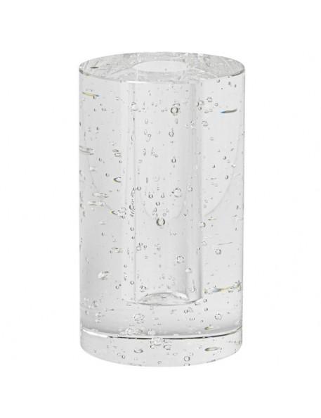 """Ferm LIVING - vase cylindrique en verre """"bubble"""""""