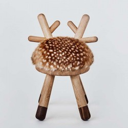 "Tabouret ""Bambi chair"" - EO"