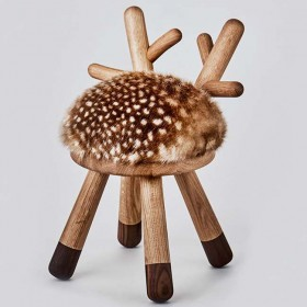 """Tabouret """"Bambi chair"""" - EO"""