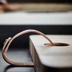 wooden cutting board : ash wood (34x24cm) - On Interior