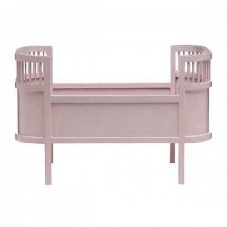 Smallstuff Rosaline doll bed : powder