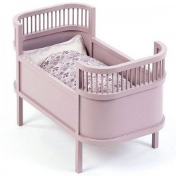 Smallstuff Rosaline doll bed : powder