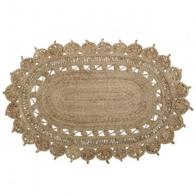 Bloomingville - nature rug - oval