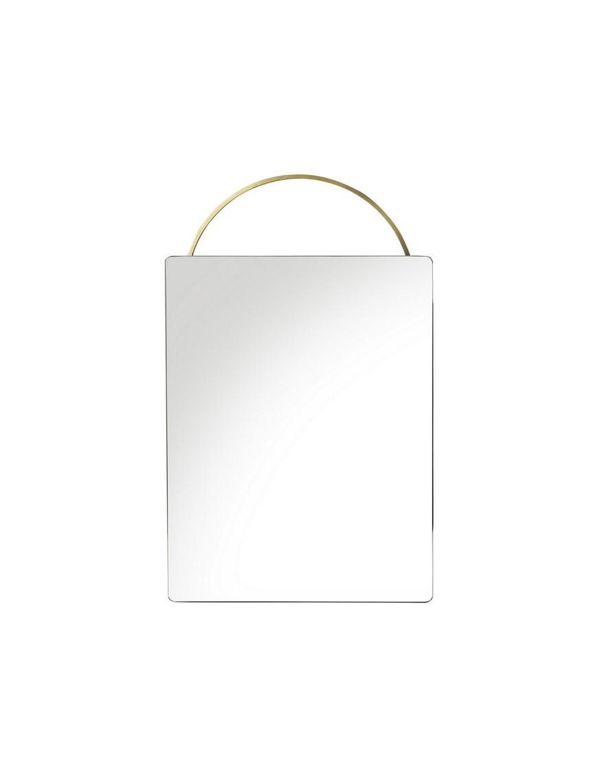 """Ferm living - miroir à suspendre """"Adorn"""""""