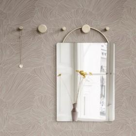 Ferm living - Adorn mirror (face)