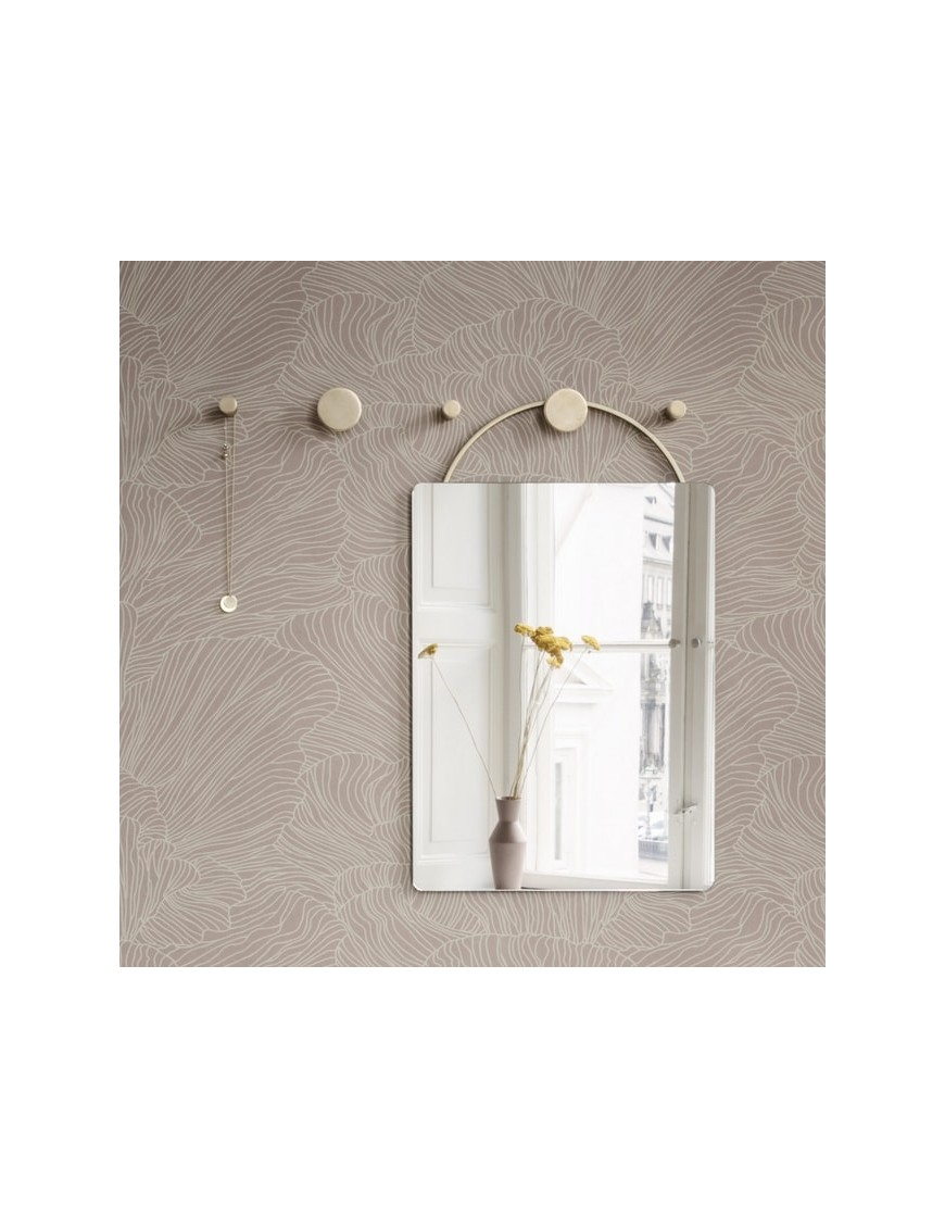 Ferm living - Adorn mirror (face)