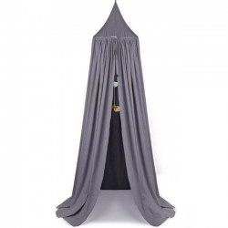 """Liewood - ciel de lit canopy gris """"Enzo"""": dumbo gray"""