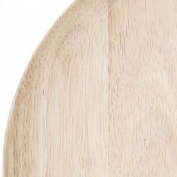 Bloomingville - plateau en bois d'hévéa Ø30 cm