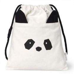 Liewood - lunch bag: panda