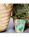 Rice - melamine cup: Tropical (medium)