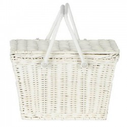 "Olli Ella - kids basket ""Piki"" natural"