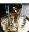 HK Living - verres à vin effet bulles