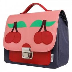 "Preschool backpack : itbag ""Cherry Pink"" - Jeune Premier"