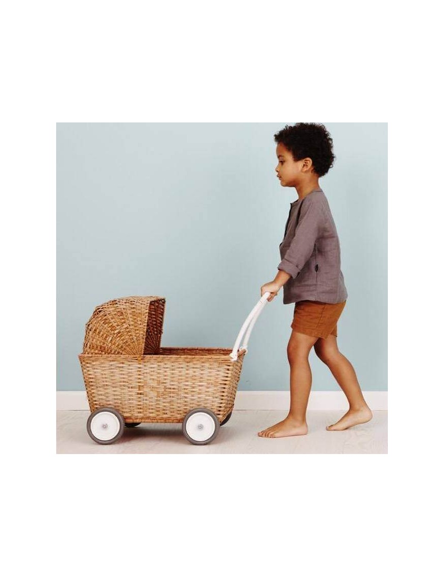 Landau / chariot Olli Ella naturel