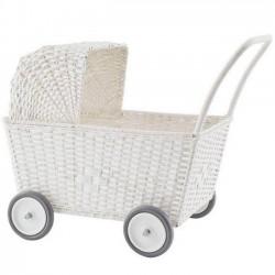 Olli Ella stroller - white pram toy