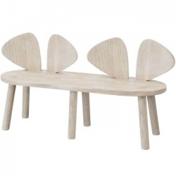 "Nofred - bench ""mouse"": oak"