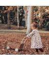 Olli Ella - landau poupée osier naturel