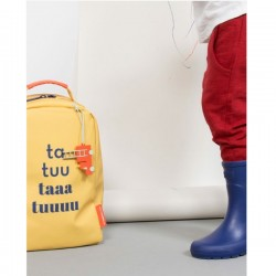 Sticky Lemon - backpack mini : Taa tuu ta tu