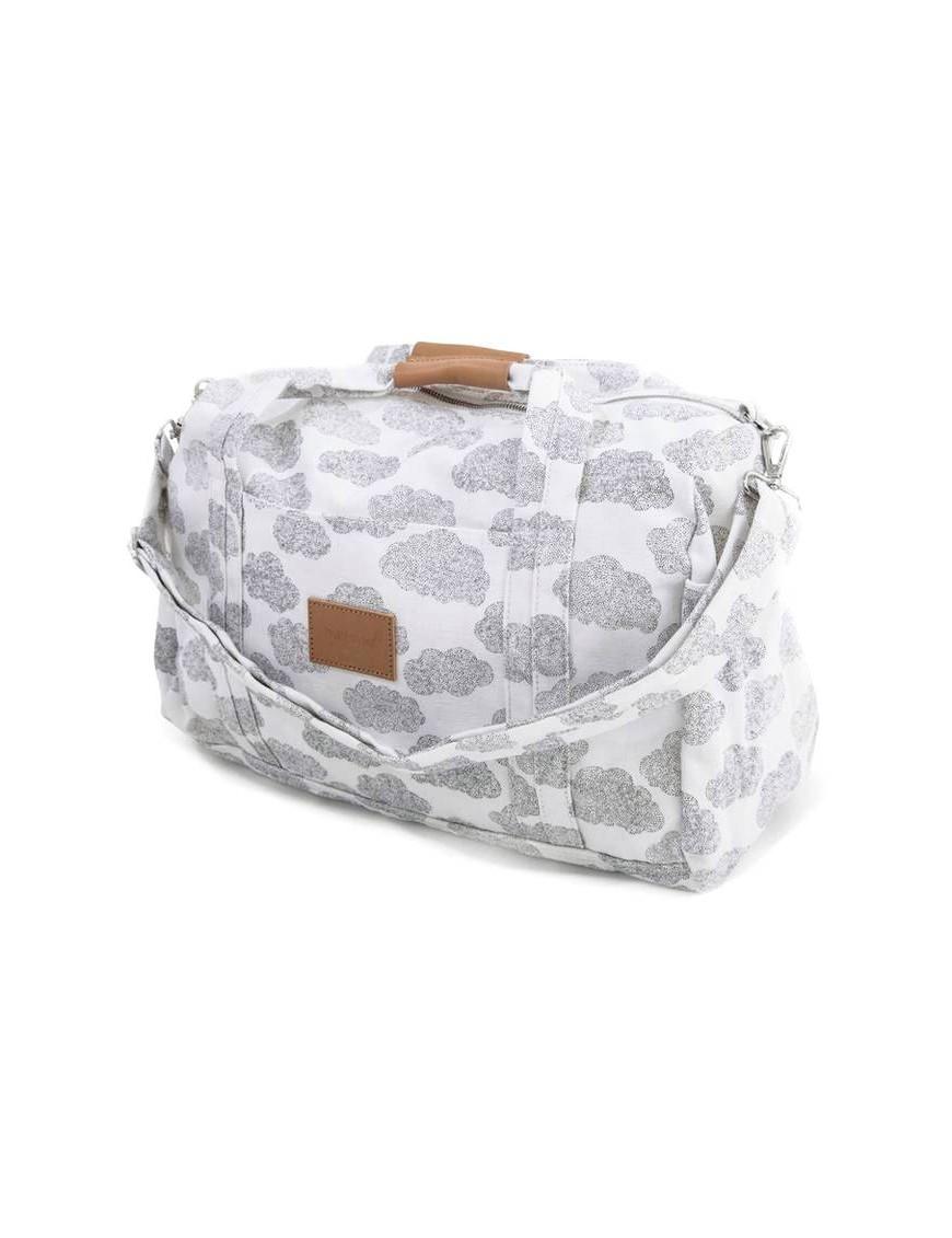Diaper bag clouds by MOUMOUT