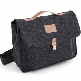 cotton stone school bag by Moumout