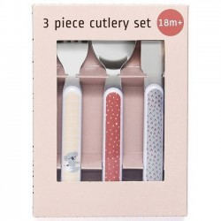 Kids cutlery set : Koala - Rebecca Jones
