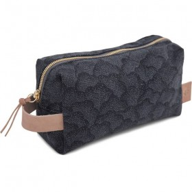 MOUMOUT - toiletry bag cotton stone (small)