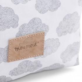 """Moumout - trousse Janjan """"nuages"""" (large)"""