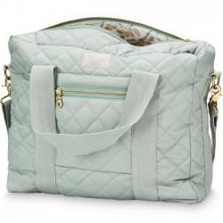 Camcam sac à langer vert menthe (16L)