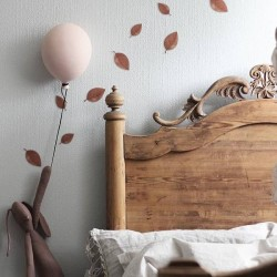 Byon - balloon wall decoration pink (small)