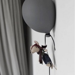 Byon - balloon wall decoration grey (small)