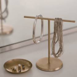 Brass plate small (Ø9.5cm) - FOG LINEN WORK