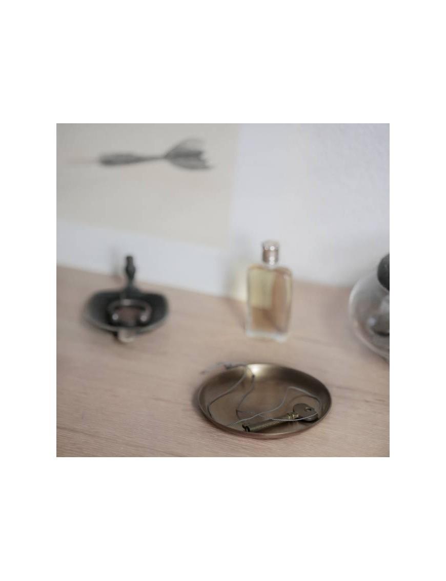 mini coupelle en laiton (Ø8cm) - FOG LINEN WORK