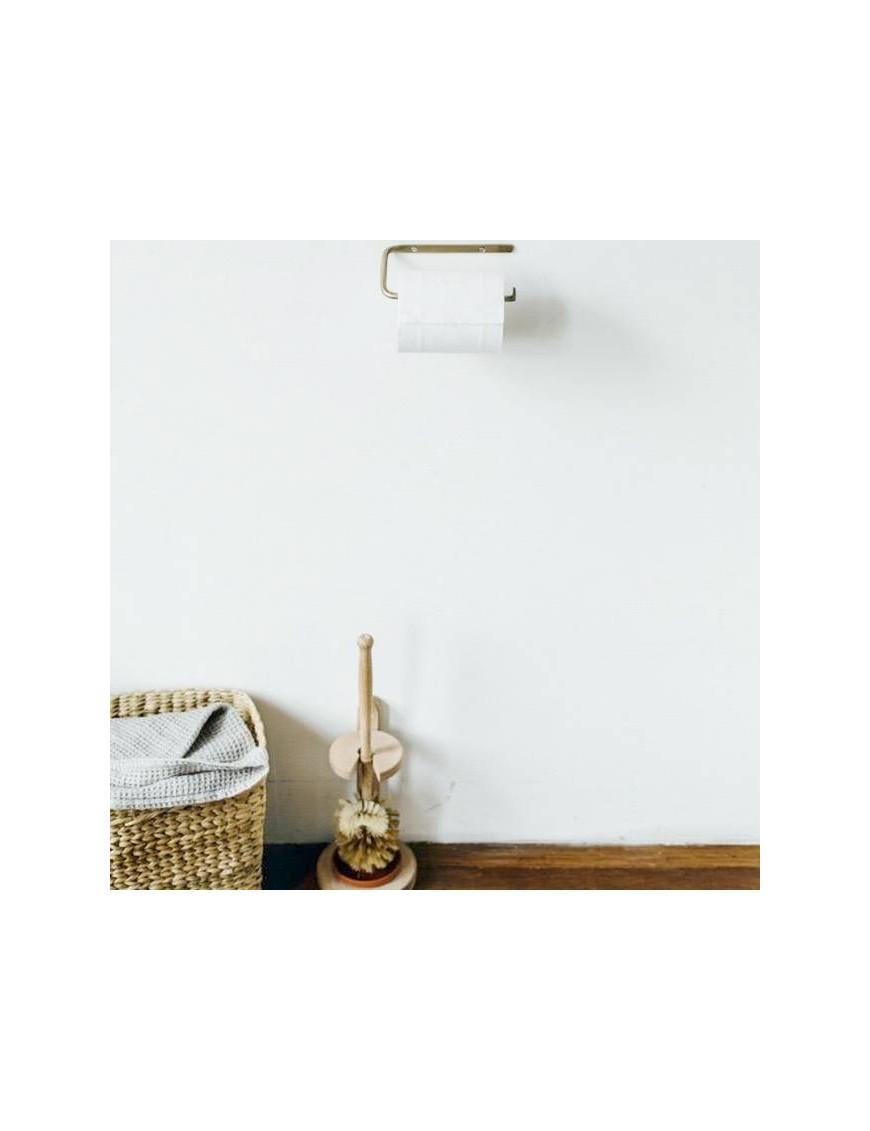 dérouleur de papier toilette en laiton - FOG LINEN WORK