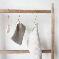 brass J hook - small - FOG LINEN WORK
