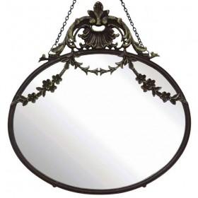 "Bloomingville - miroir ovale collection "" Château"""