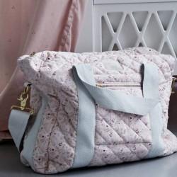 CamCam Copenhagen - diaper bag fleurs - 16L